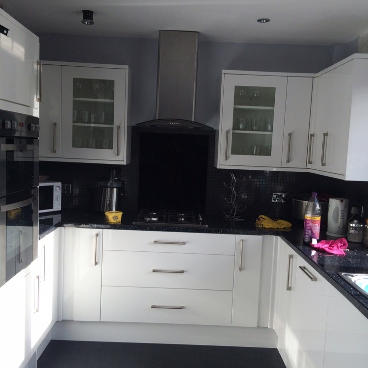 M D Property Services 100 Feedback Kitchen Fitter In