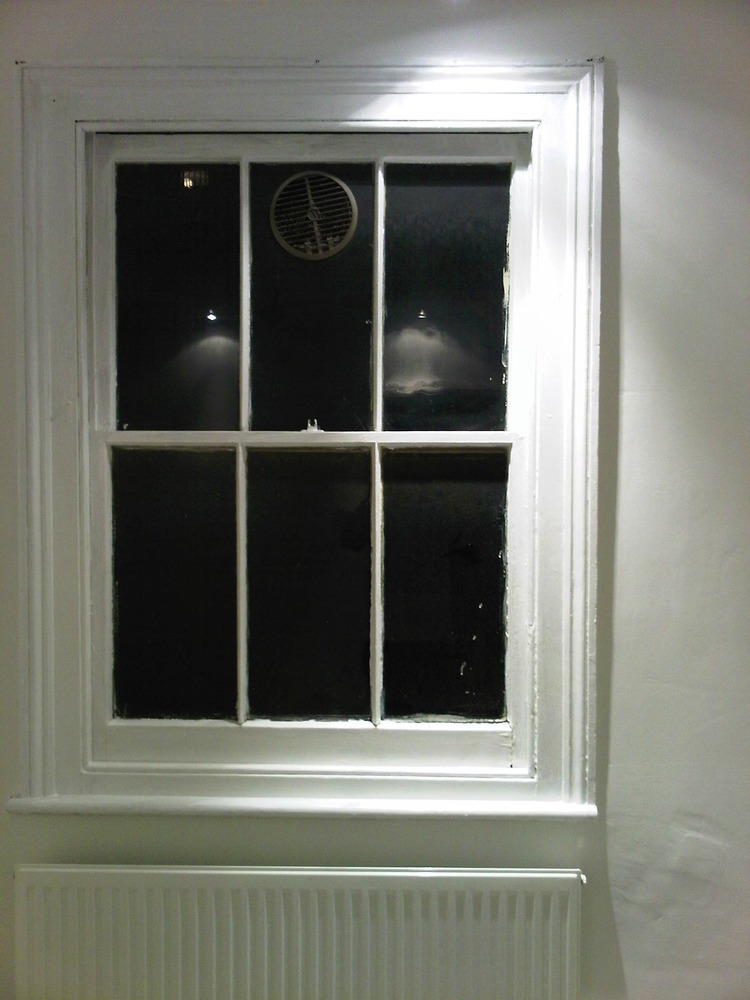 Replacement Of 2 Sash Windows In Victorian House Windows
