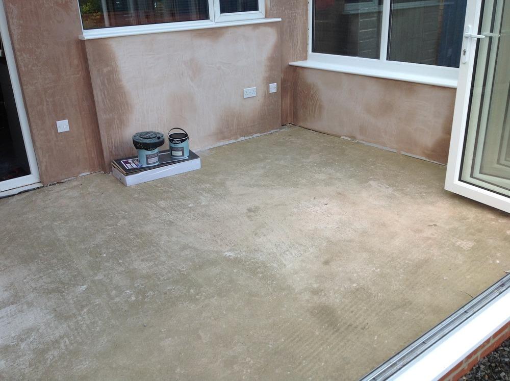To Lay Tile Loc Type Laminate Floor In Conservatory Flooring Job