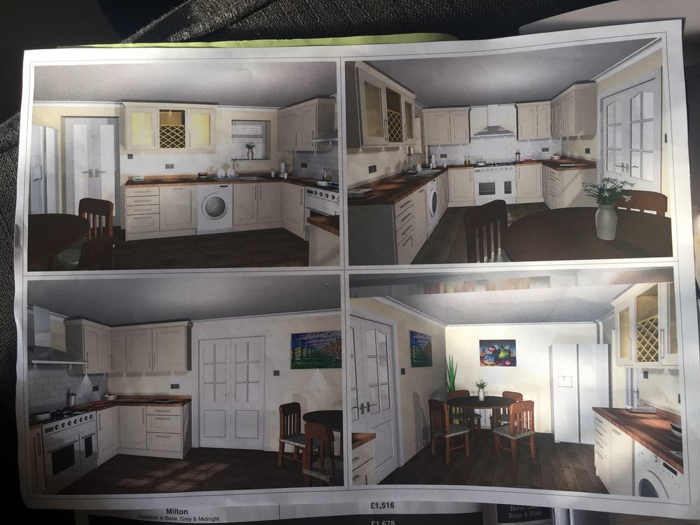 New Kitchen To Be Fitted Kitchen Fitting Job In Leeds West Yorkshire Mybuilder