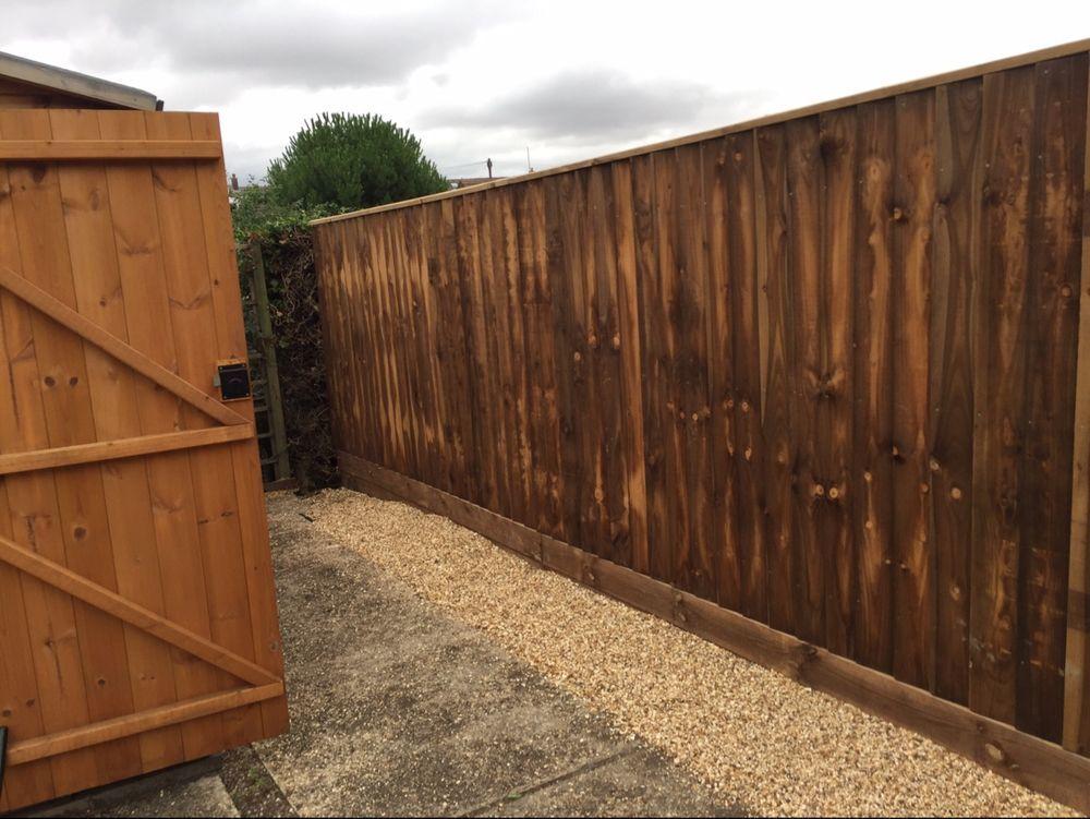 D Fences Builder Path
