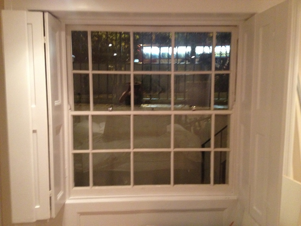 London Secondary Glazing Secondary Glazing of 140cm x
