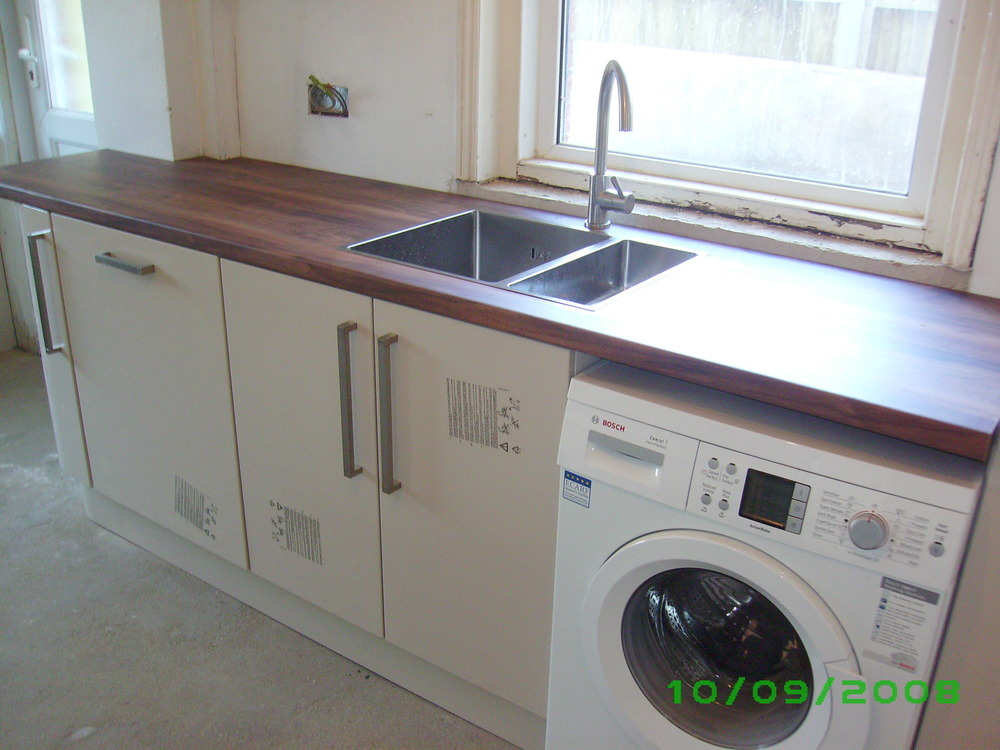 photo gallery - Fitting Kitchen Sink