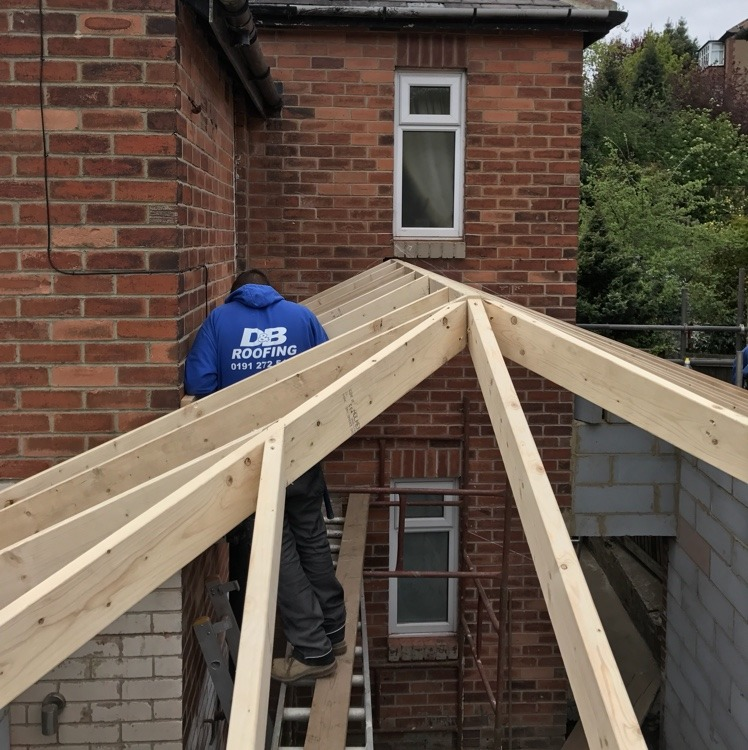 D Amp B Roofing 98 Feedback Roofer Loft Conversion