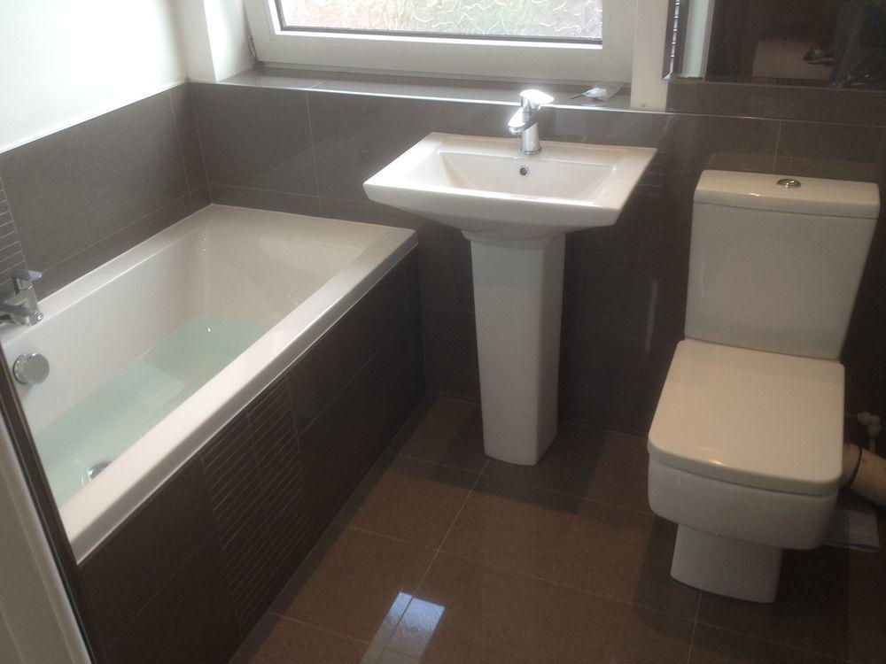 Helping Hands: Bathroom Fitter, Kitchen Fitter, Tiler in ...