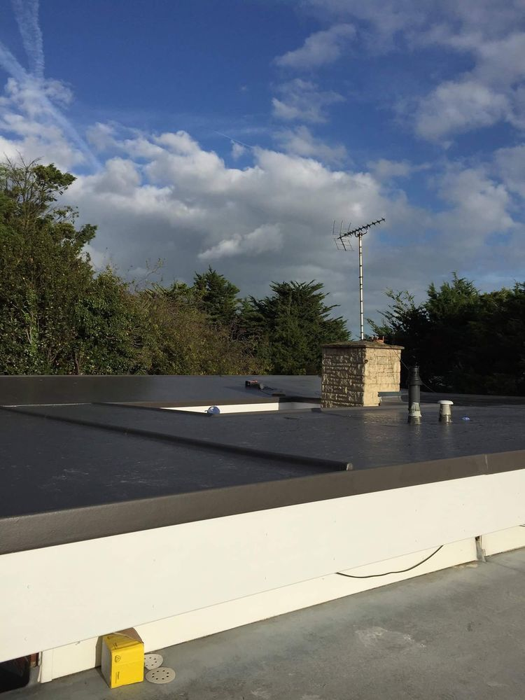South East Fibreglassers 97 Feedback Pitched Roofer