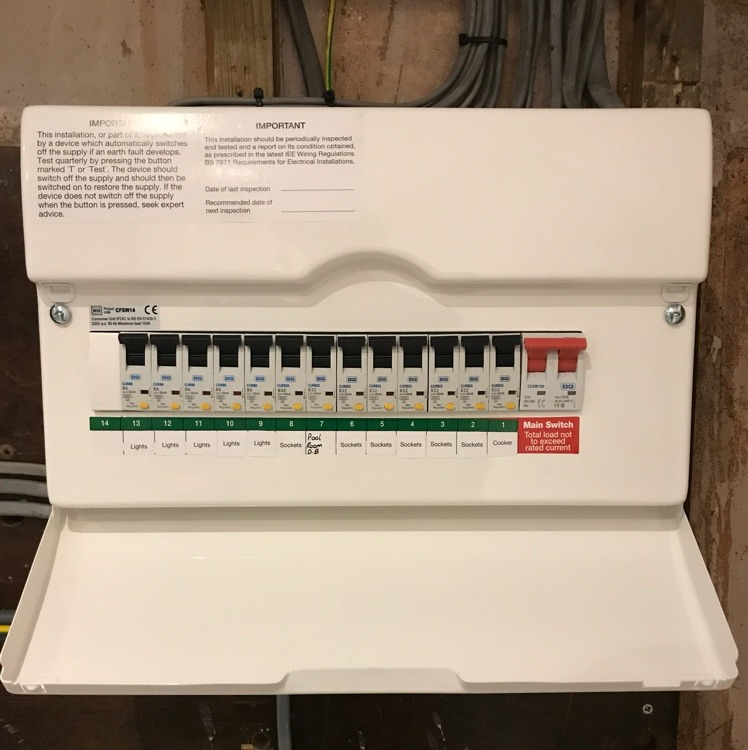 Gsb Electrical  100  Feedback  Electrician In Wrexham
