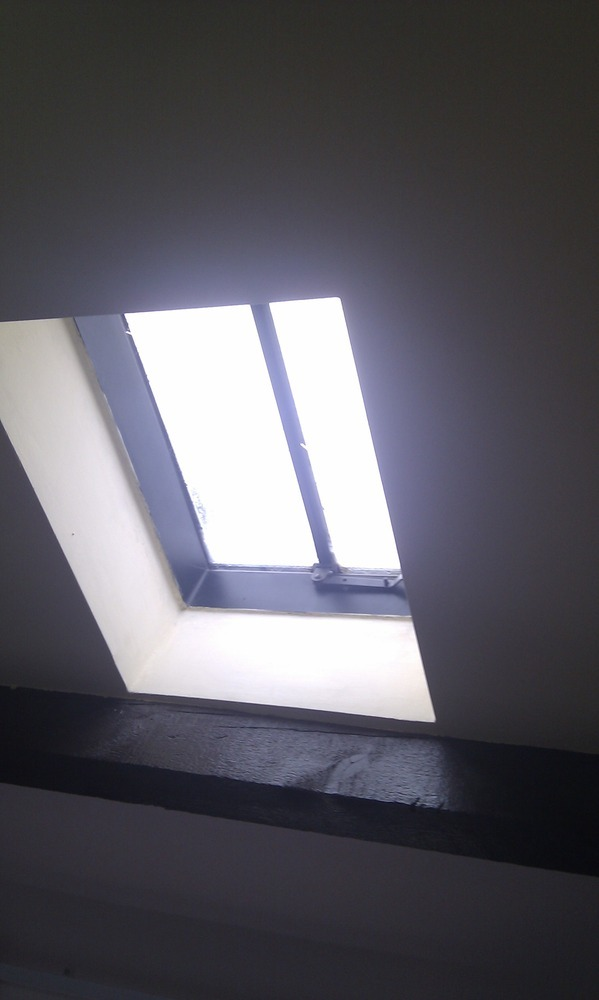 Replace Glass In Velux Gva Conservation Window Windows