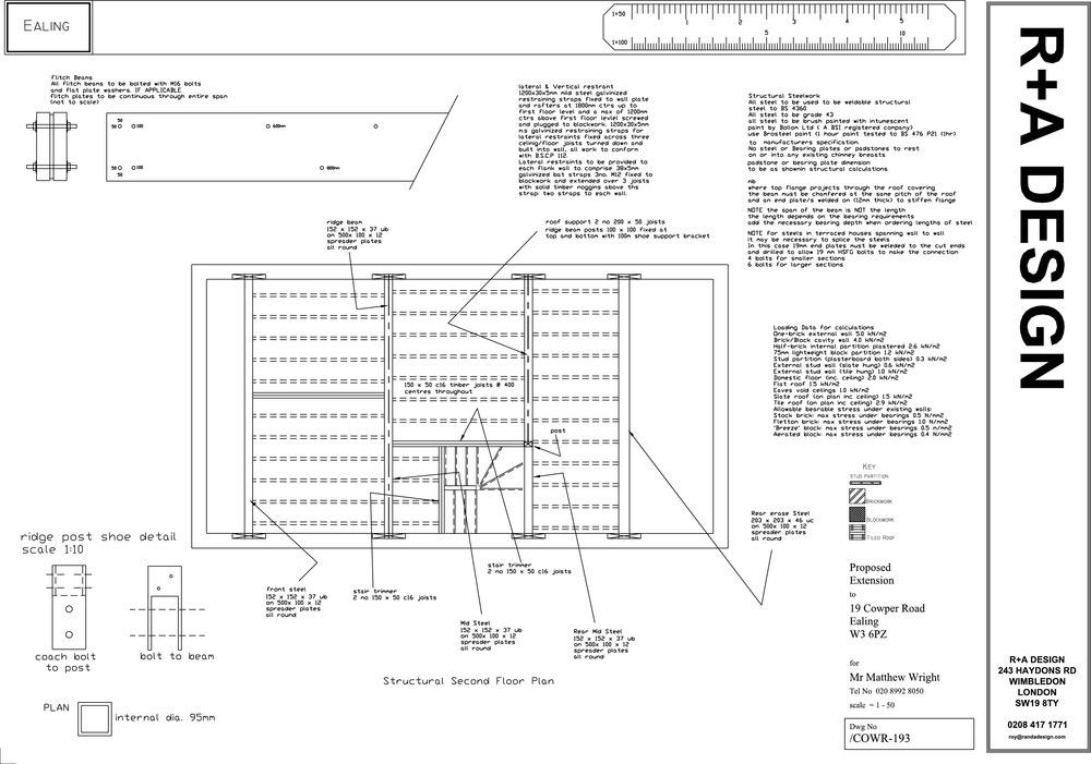Mr Design 80 Feedback Architectural Designer Loft Conversion Specialist In Wimbledon