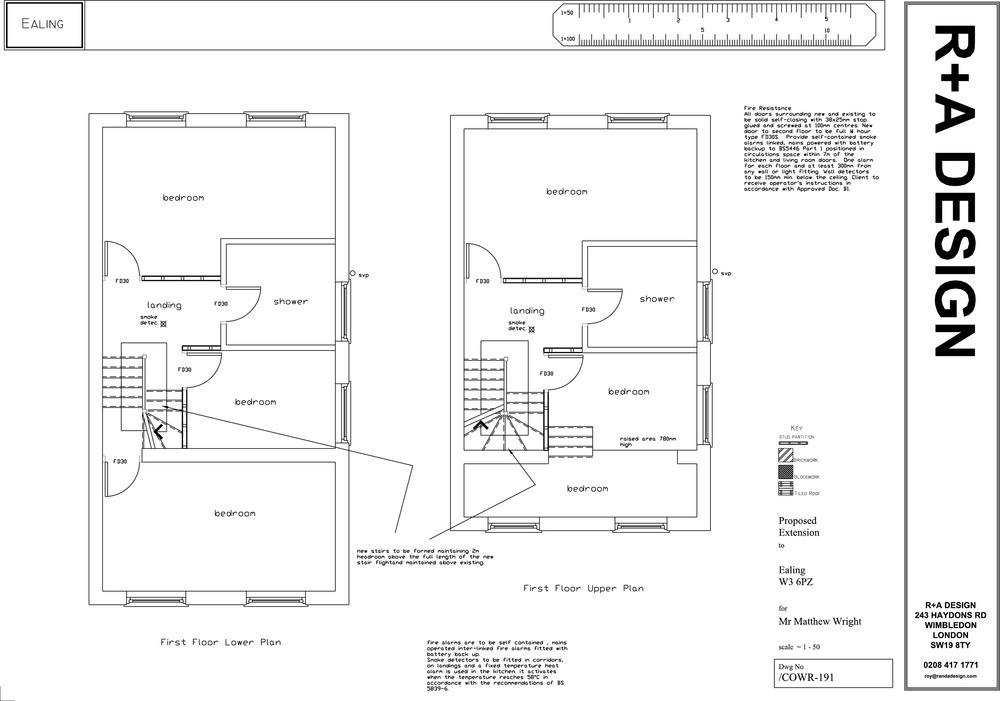 Mr Design 77 Feedback Architectural Designer Loft Conversion Specialist In Wimbledon