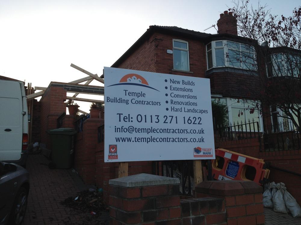 Temple building contractors 100 feedback new home for New home building contract