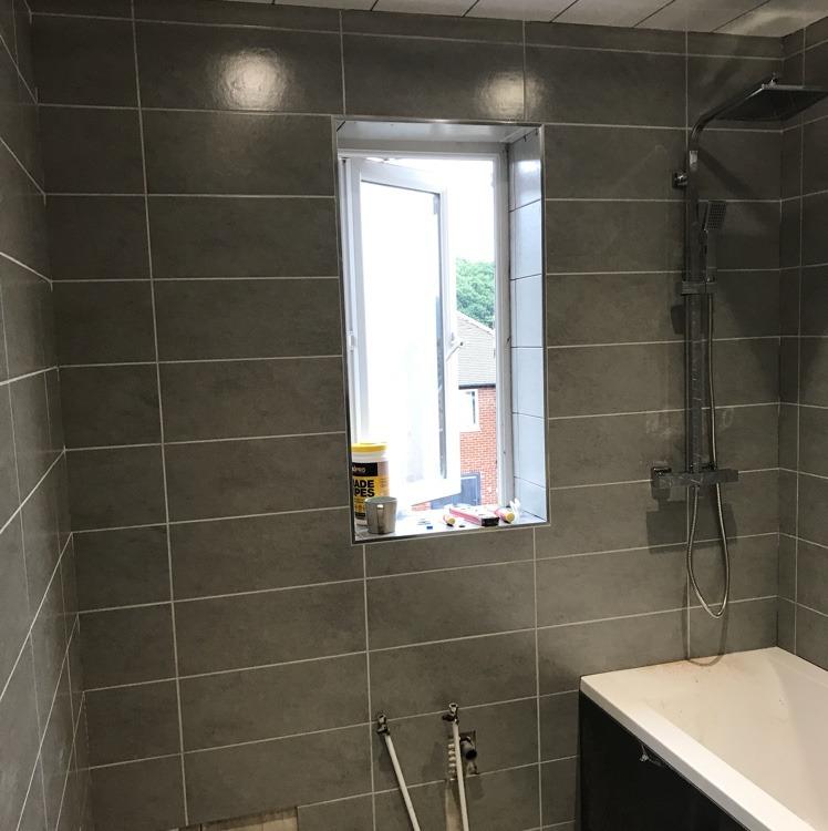 OTT Property Services: 100% Feedback, Bathroom Fitter