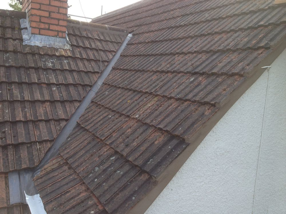 Colin Clarke Building Amp Roofing Pitched Roofer Flat