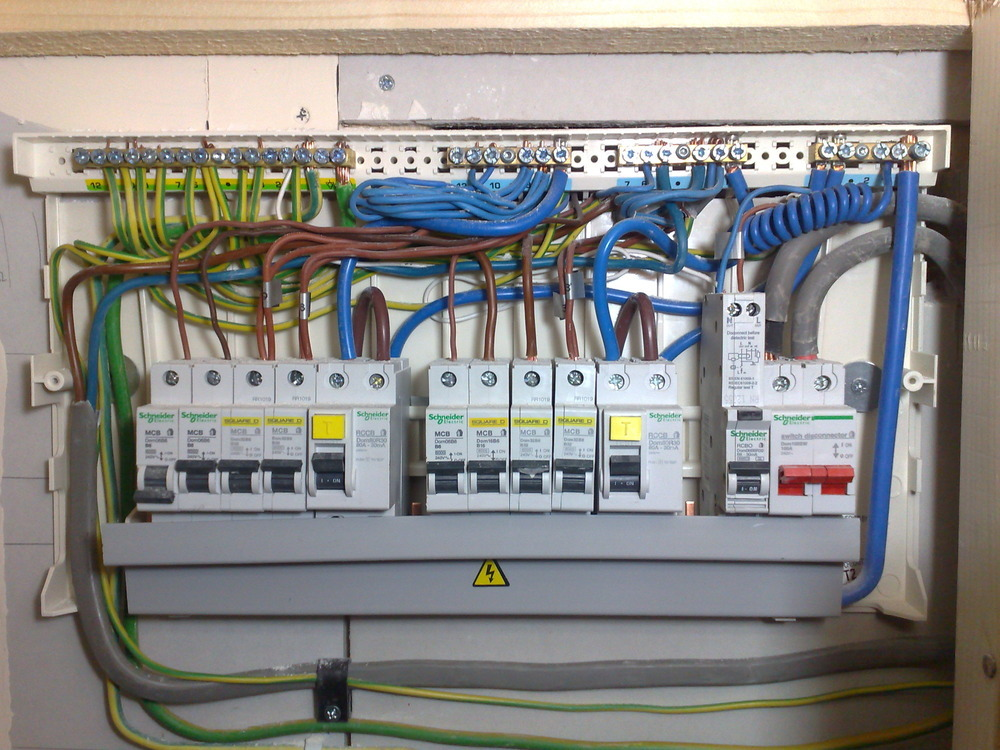 hex electrical  100  feedback  electrician in coventry