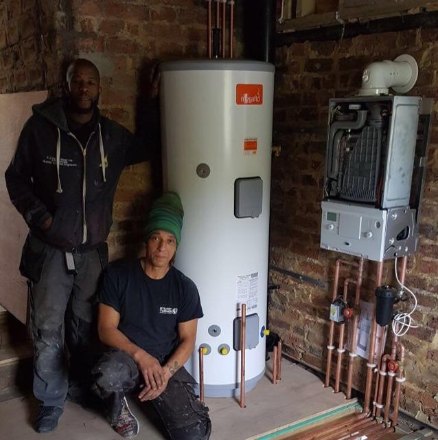 Alan Julius 100 Feedback Gas Engineer Heating Engineer