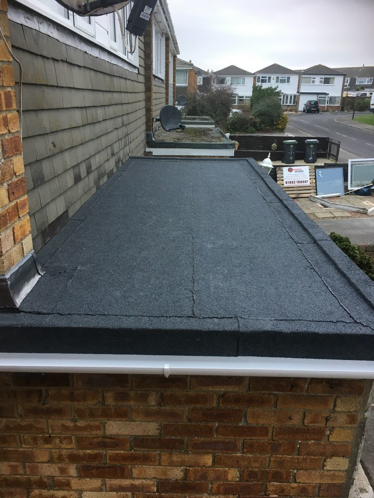 B.Roberts Roofing Services Ltd: 100% Feedback, Pitched ...