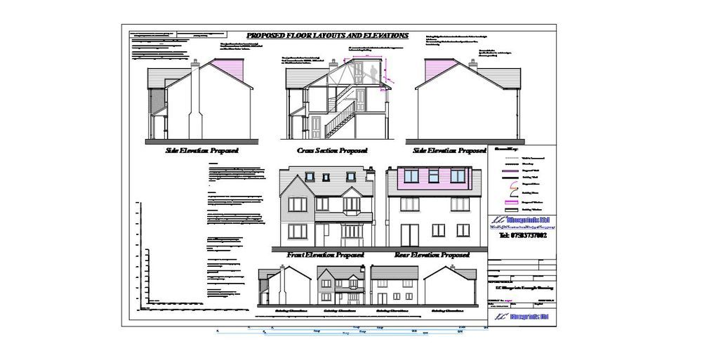 Lc blueprints 96 feedback architectural designer loft conversion photo gallery malvernweather Image collections