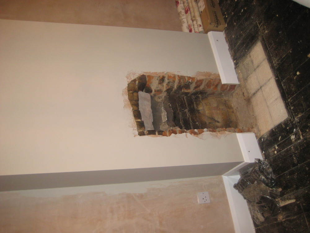 Install Decorative Fireplace In Bedroom Chimneys