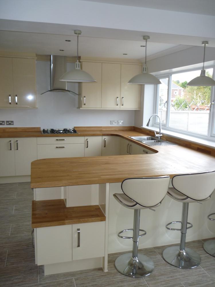 Altered Space Design Build 100 Feedback Kitchen Fitter Restoration Refurb Specialist