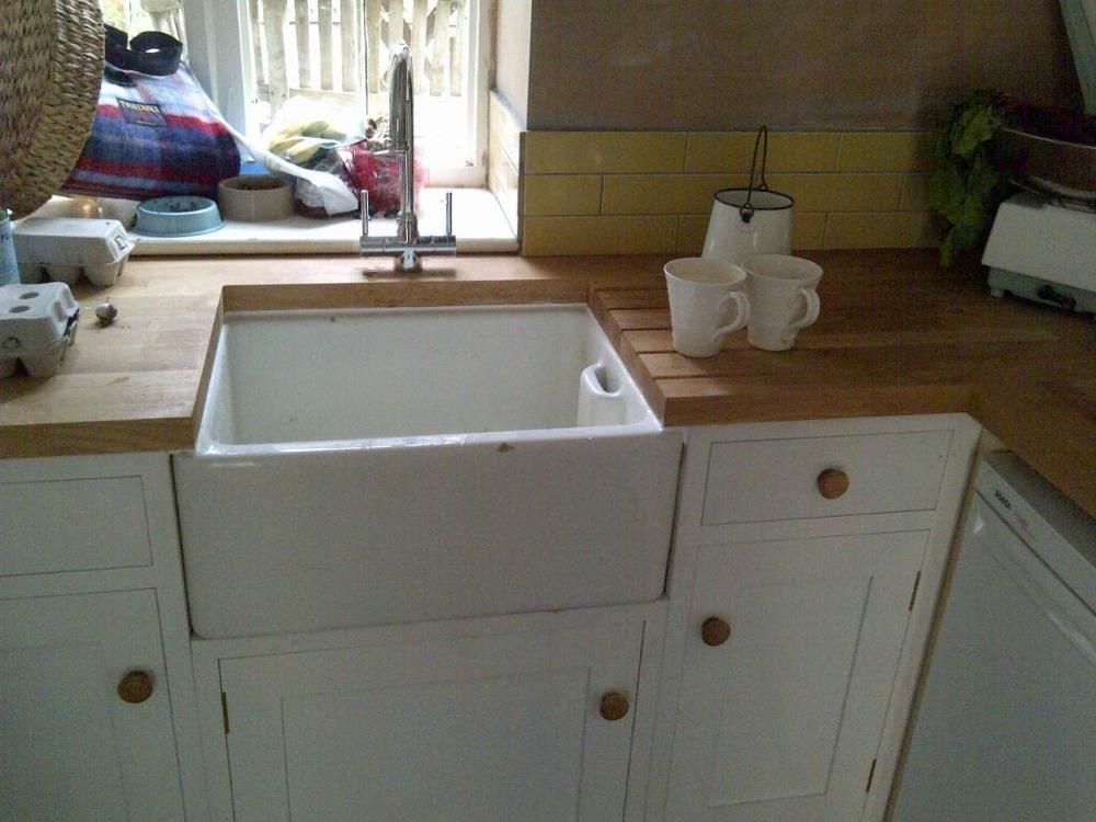 Utility Room Sink Unit : ScrewLoose: 98% Feedback, Kitchen Fitter, Carpenter & Joiner in ...