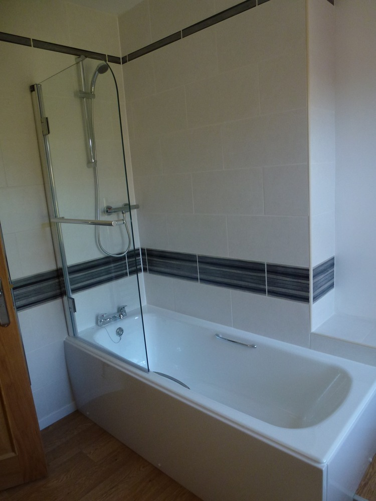 D b enterprises 100 feedback restoration refurb for New bathroom installation
