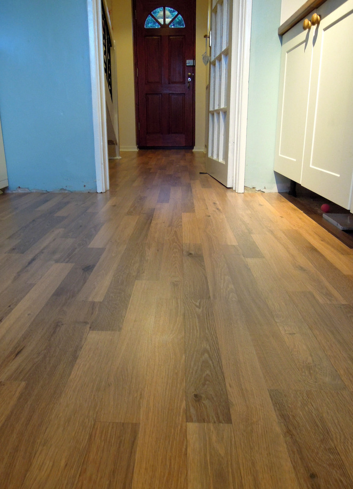 James Howard Flooring 100 Feedback Flooring Fitter