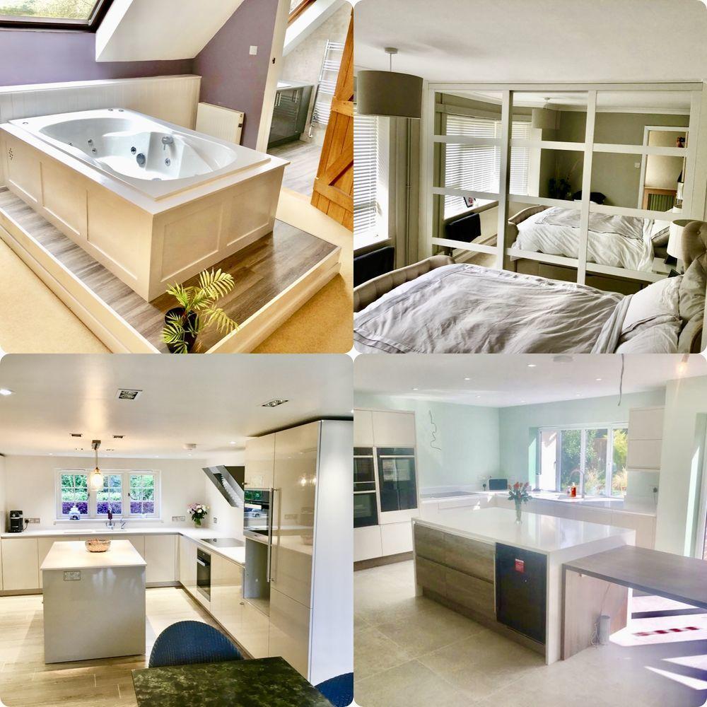 Kitchen Design Qualifications Uk: GMC Interiors: Kitchen Fitter, Carpenter & Joiner In Bury