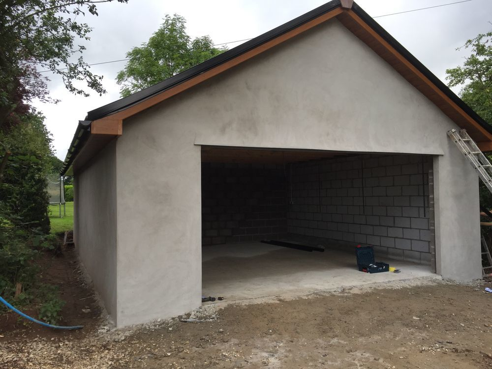 C J Building Services: Extension Builder, Bricklayer ...