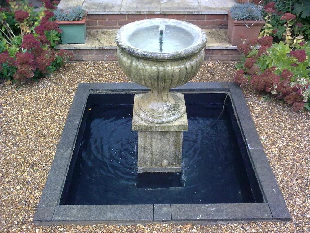 Ponds by design 91 feedback landscape gardener in for Design criteria of pond