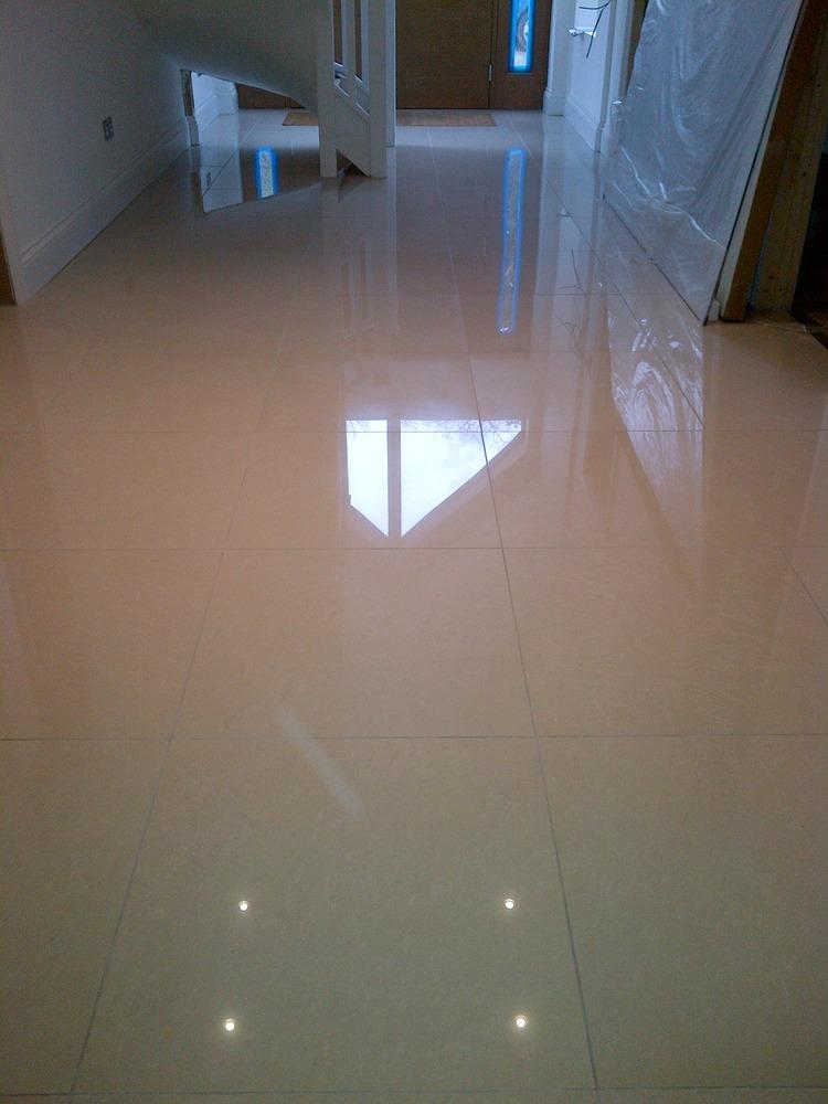 Floor tiles b and q