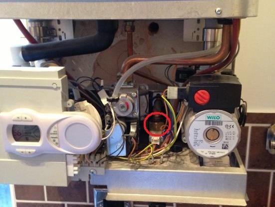 Ferroli Optimax He Plus 31c Flow Regulator Seal Leak