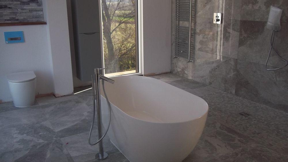 cjm construction services: 100% Feedback, Bathroom Fitter ...