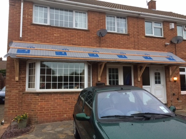 Cast Roofing Ltd 100 Feedback Pitched Roofer Flat
