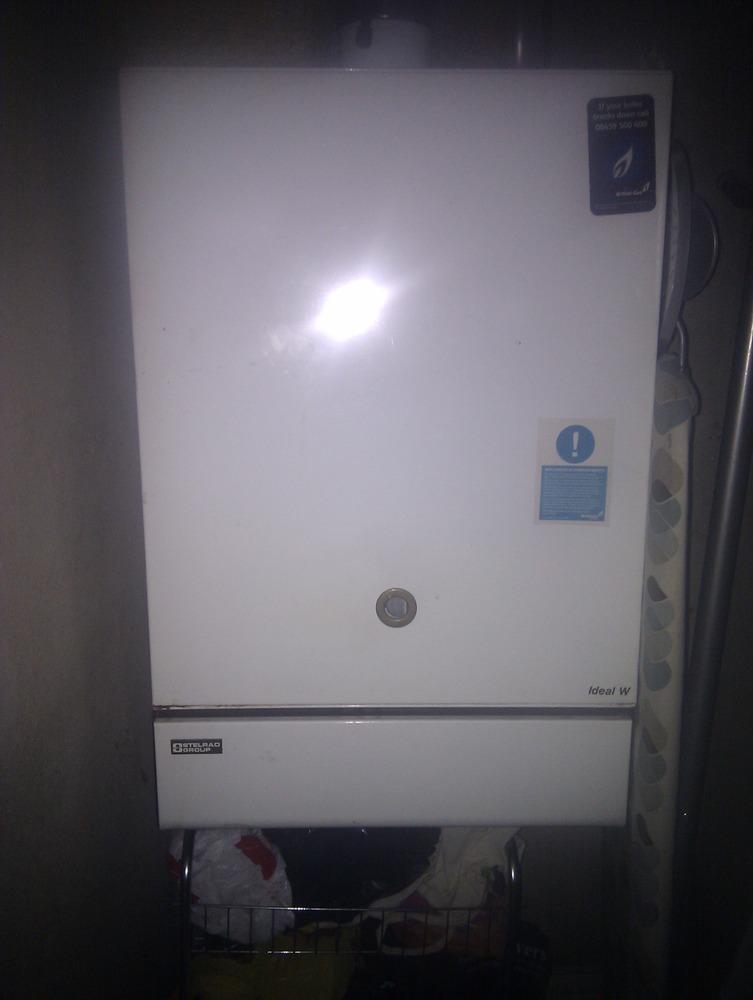 New Gas Boiler >> Pilot light in boiler gone out - Central Heating job in Bridgend, Mid Glamorgan - MyBuilder