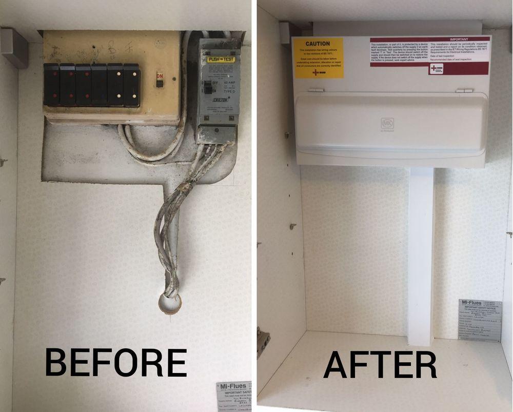 Kobec Electrical Ltd 100 Feedback Electrician In Bristol Panel Wiring Jobs Photo Gallery