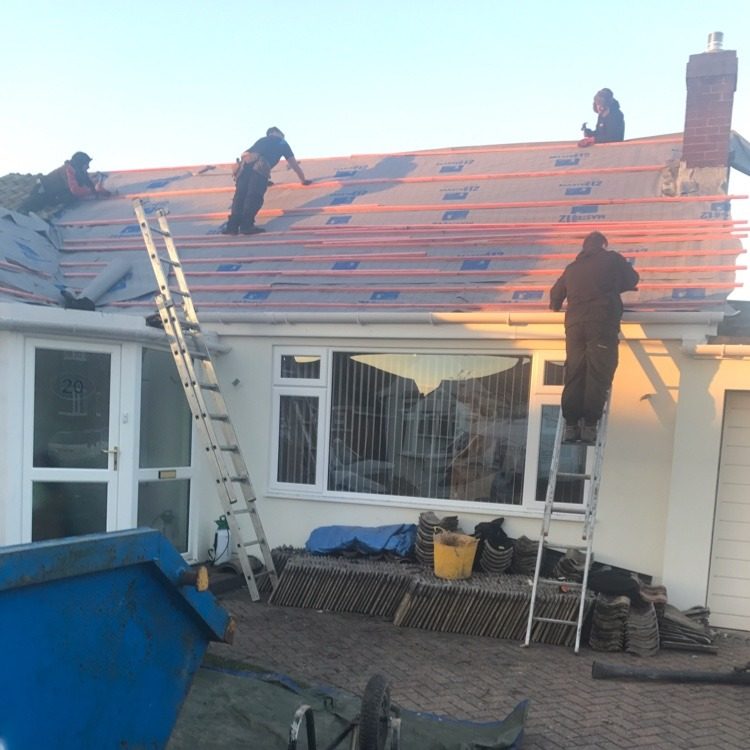 Moss Roofing 100 Feedback Pitched Roofer Flat Roofer