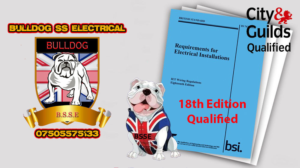 Bulldog SS Electrical: 100% Feedback, Electrician in Oldham