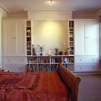 Fitted Wardrobe Alcove Cabinets Amp Shelves Joinery