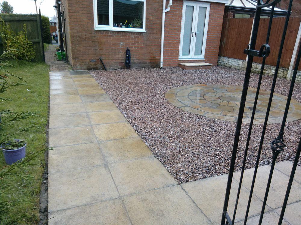 Kings Garden Specialists Ltd 100 Feedback Landscaper