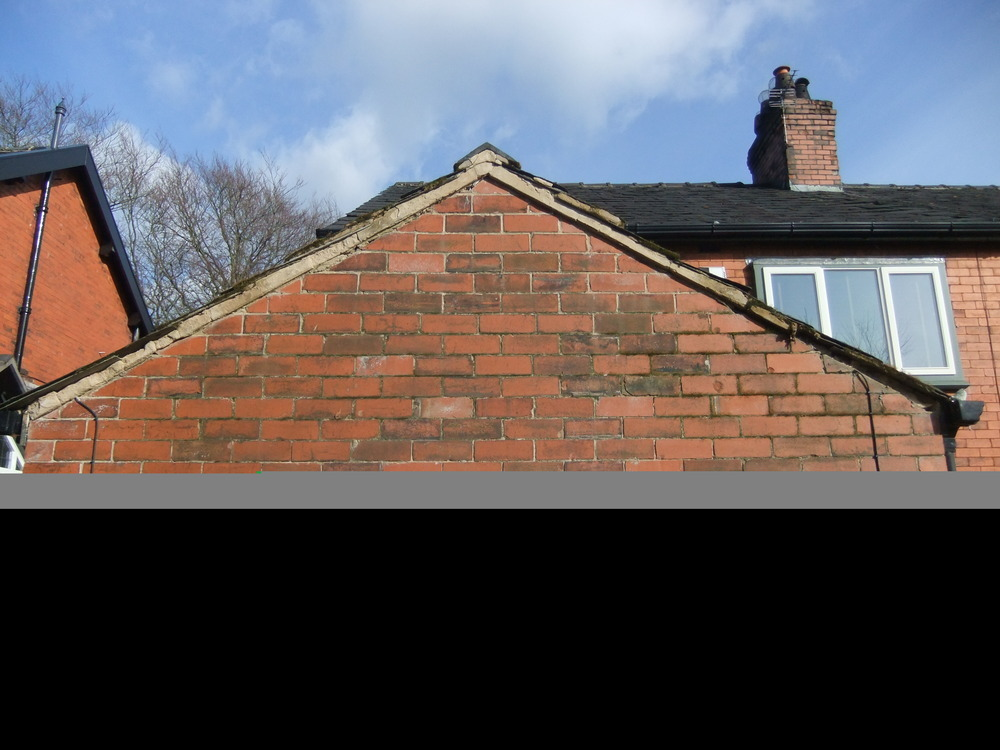 Bedding Re Pointing Of Ridge Tiles Amp Re Point Verge