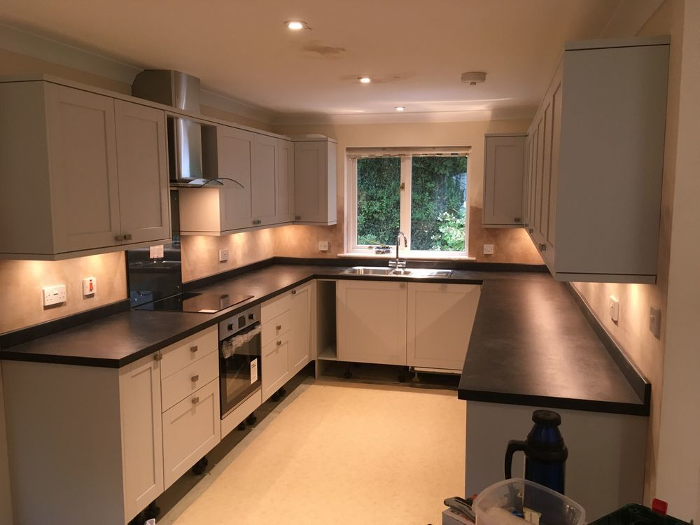 gns property services  kitchen fitter  bathroom fitter