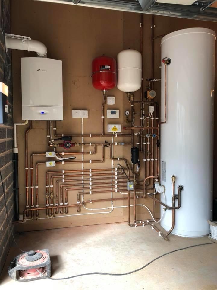 Synergi Sw Ltd 100 Feedback Gas Engineer Plumber In