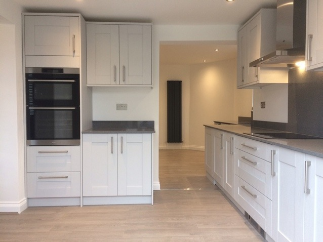 Kitchen Fitters Hornchurch: All Virtue Construction Ltd.: 100% Feedback, Extension