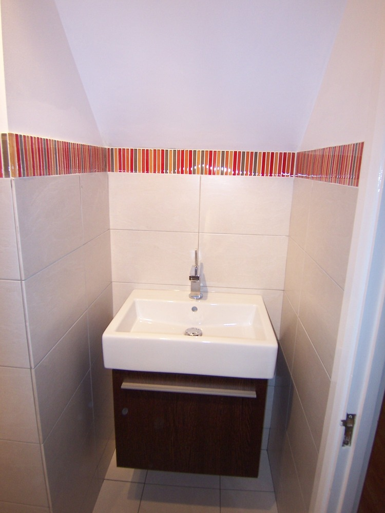Db bathrooms 100 feedback bathroom fitter tiler in for Bathroom design qualification