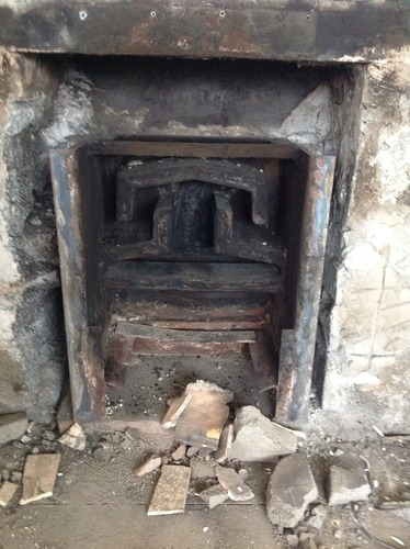 Removal Of Back Boiler Fireplace Chimneys Amp Fireplaces