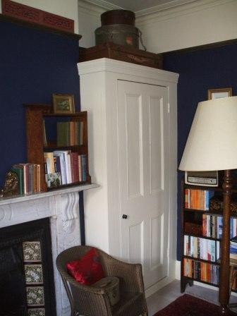 Free Used Kitchen Cabinets >> Victorian style fitted wardrobes and alcove cupboards ...