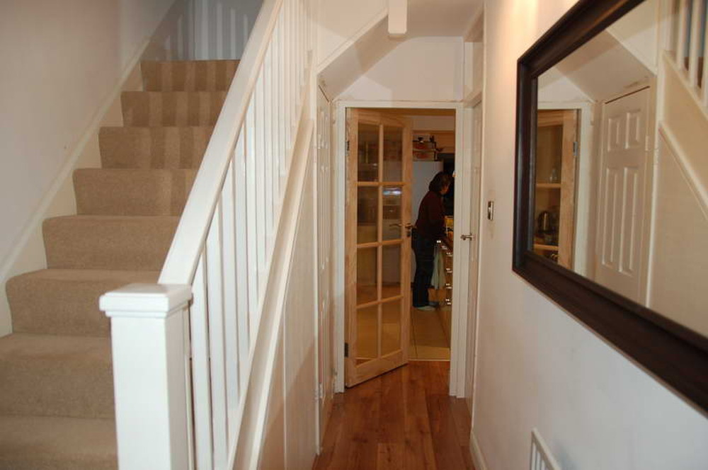 Paint Job Hall Stairs And Landing Painting Amp Decorating